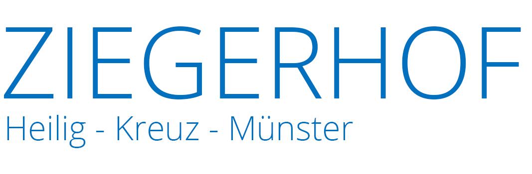 Stadtranderholung Ziegerhof | Heilig-Kreuz-Münster
